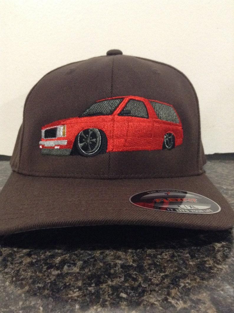S10 Blazer 2dr 1st Gen Embroidered hat