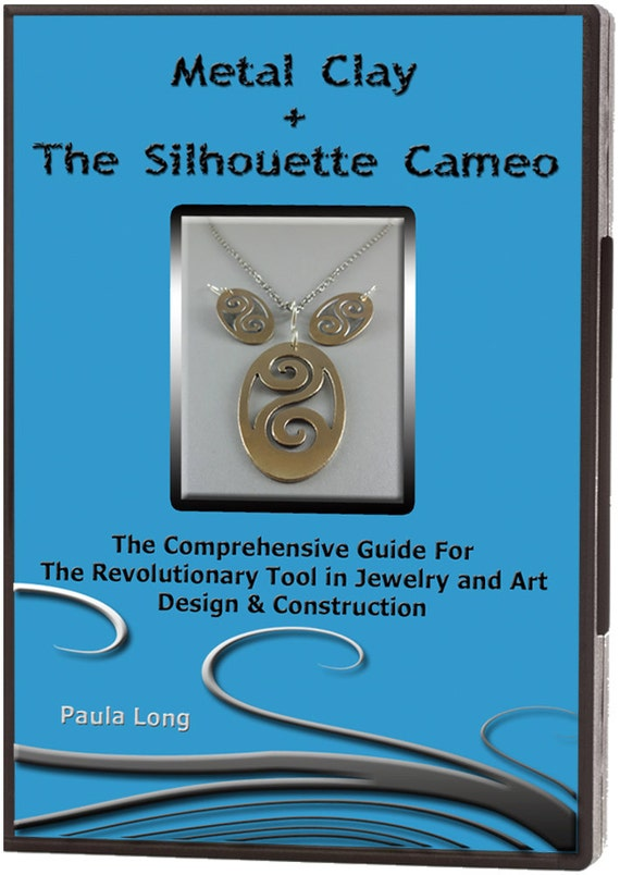Sale 2000 Off Metal Clay The Silhouette Cameo Video Etsy