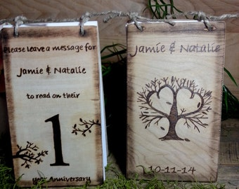 Wedding Table Numbers, Wedding Signs, Rustic Wedding Decor, Table Decor, Table Numbers, Table Signs, Persoanlized Table Numbers
