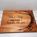 Cutting Board, Personalized Cutting Board, Personalized Gift, Christmas Gift, Wedding Gift, House Warming Gift, Custom Cutting Board