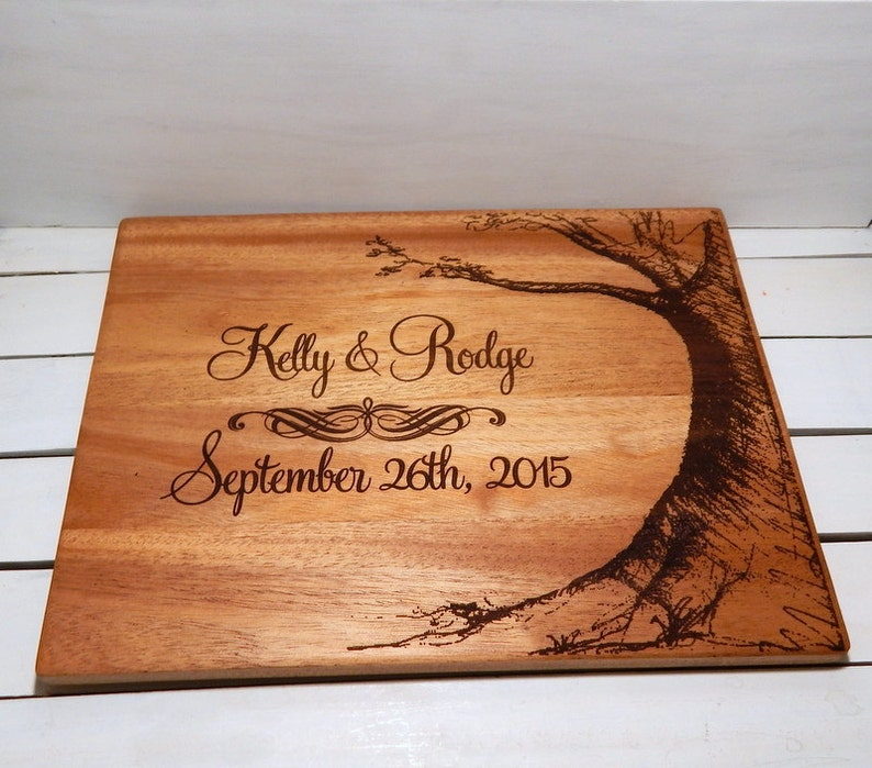 Cutting Board Personalized Cutting Board Personalized Gift image 0