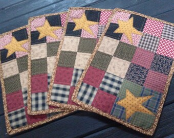 Placemats set of Four