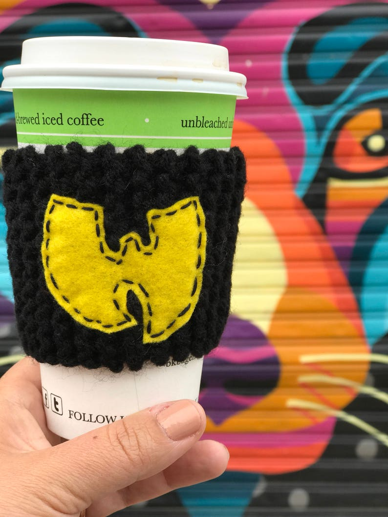 Wu Tang Clan Coffee Cup Cozy image 0