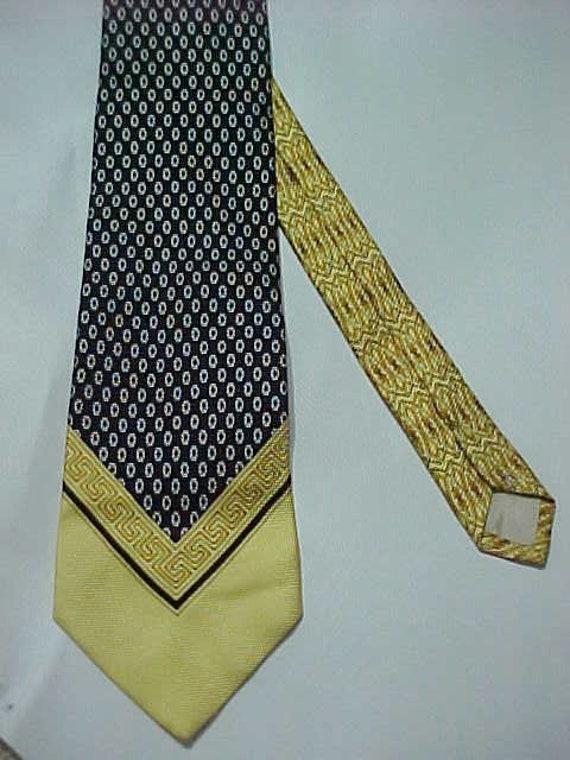 Vintage Gianni Versace Silk Necktie - image 1