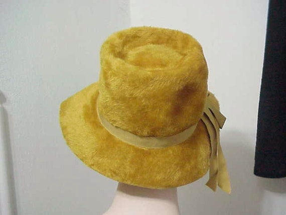 Vintage Fedora   Phenomenal 1970's High Fashion A… - image 4
