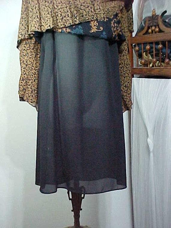 Vintage Boho Flapper Dress, Carole Little Bohemia… - image 8
