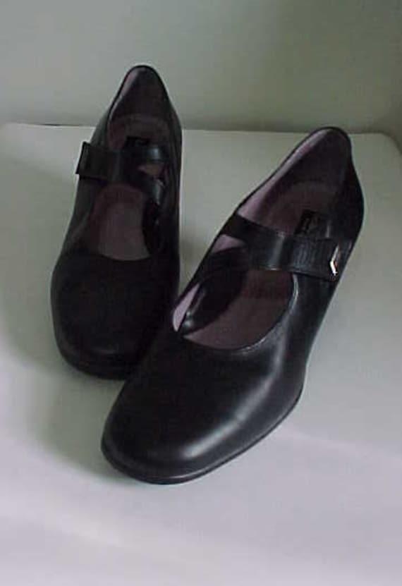 5d7492516b819 Beautifeel Mary Jane Pumps-Super Comfy Beauty-Black Leather-EU 39 US 8-8.5