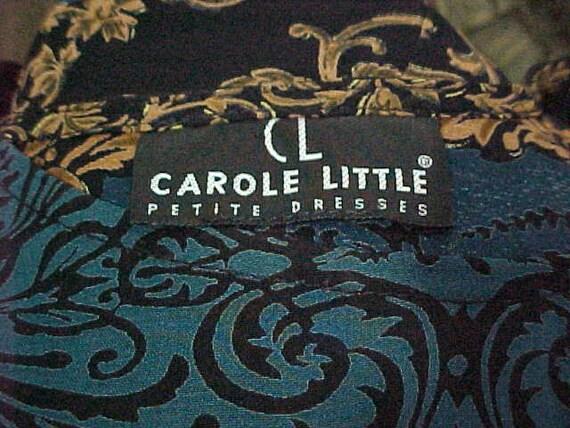 Vintage Boho Flapper Dress, Carole Little Bohemia… - image 9