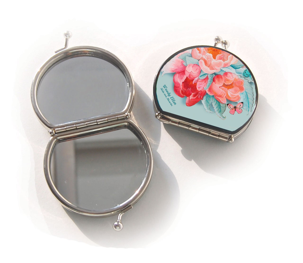 Valentine Gift Ideas Makeup Mirror Flower Gallery Photo