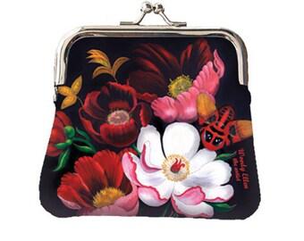 retro portemonnee, Glorious ,kerstcadeau, geschenk voor haar, verjaardagscadeau, geschenk mama, valentijn geschenk, Woody Ellen