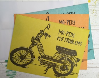 Mopeds Mo' Problems