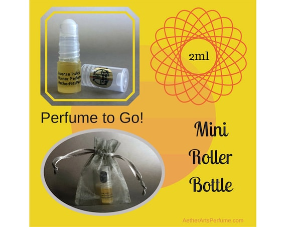 Perfume to Go  Mini Roller Bottles Great for Gifts Travel & Trying out New Scents 2ml Mini Roller Bottle Singles Fragrance Oil Unisex Sample