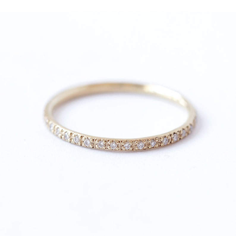 841353c83b6 Diamond Eternity Band Eternity Wedding Band Thin Diamond
