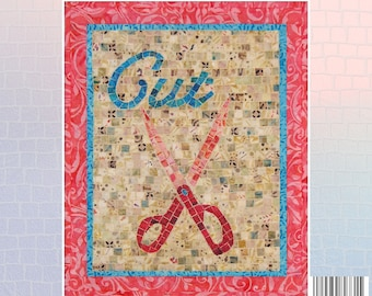 Cut! Mini Mosaic Quilt Kit