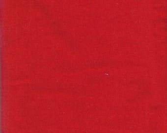 "Red Knit Fabric Tube 35"" x 36"""