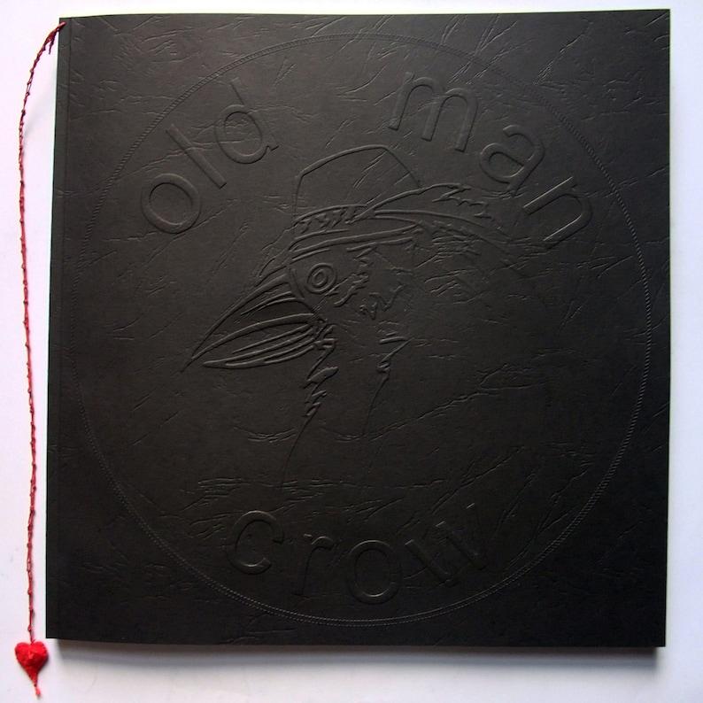 The illustrated lyrics of Old Man Crow image 0