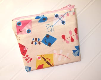 Small purse with kites