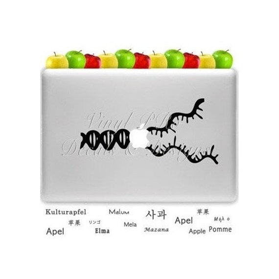 DNA Biology Biomajor Microscopy Decal for iphone 7 Plus