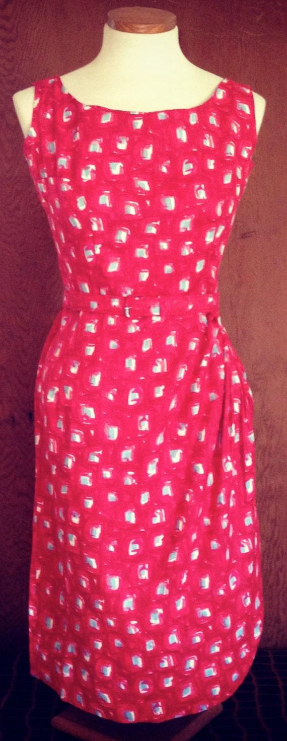 1950'S  Vintage Unworn Sun Dress