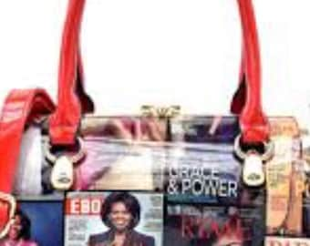 Limited Edition Red Obama Purse 996318c3d20b1