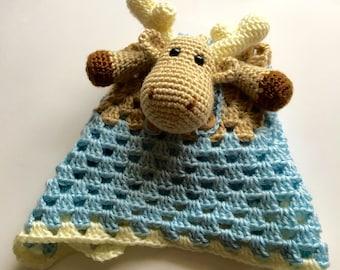 BOY || Moose Security Blanket // Made To Order