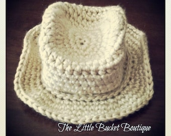 BABY || Cowboy Hat // Made To Order