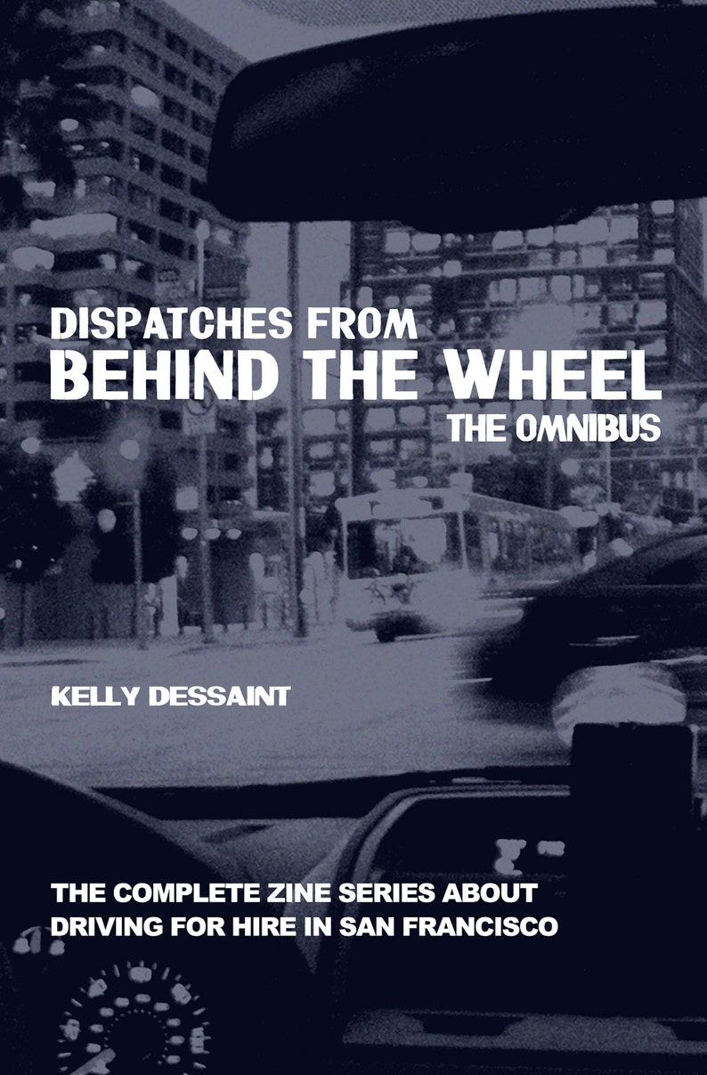 Dispatches from Behind the Wheel: The Omnibus image 0