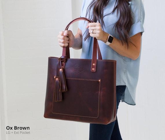 shoulder leather bag MOTHER/'S DAY GIFT leather tote bag tote bag bag for her women/'s bag