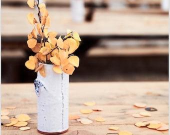 Birch-Aspen Tree Vase, Centerpiece