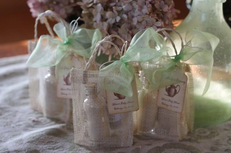 Tea Party Favor  Tea Party Bridal Shower-Tea Party Baby image 0