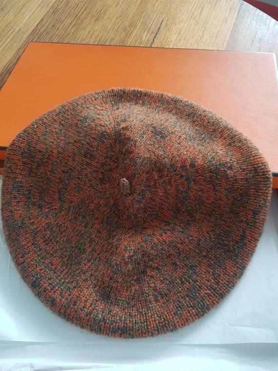 Vintage Hermes beret