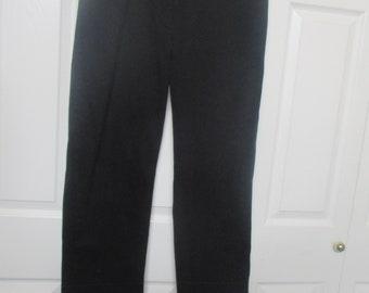 31bb29b59a3d50 Jones New York Sport Stretch Black Jeans Women's Size 14 with 35
