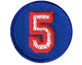 """2.5/"""" X 1.5/"""" Pouces La Norvège pays drapeau brodé Iron-on patch Crest Badge.."""