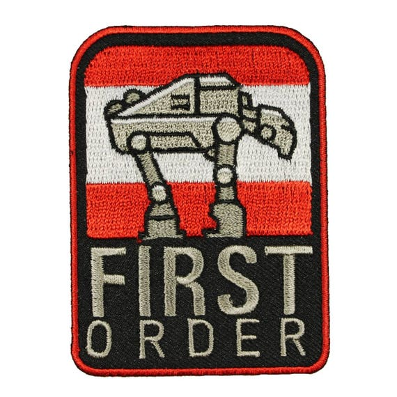 Star Wars New Republic Special Forces Logo Embroidered  Patch NEW UNUSED