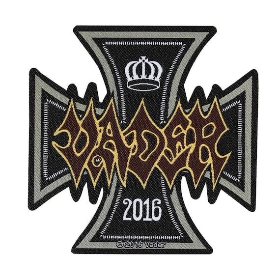 POSSESSED PUNK ROCK HEAVY METAL MUSIC SEW IRON ON PATCH: