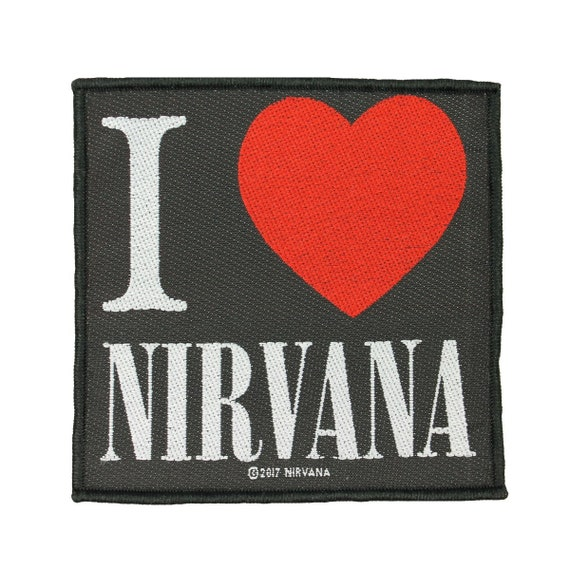 Soundgarden Grunge Iron Sew on Embroidered Patch UK Seller
