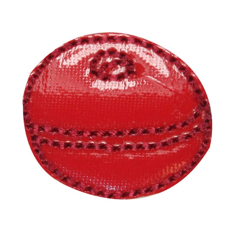 ID 3052 Lot of 3 Vinyl Ball Pet Toy Patch Play Catch Iron On Applique
