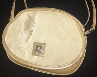 Pierre Cardin Gorgeous Parisan Disco Vintage Bag Hipster Bag Cross-body Purse Vintage Shoulder Bag