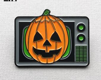 Halloween III Season of the Witch Horror Enamel Pin