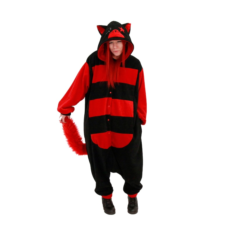828e9dfe387 Pawstar Thimbles The Ragdoll kitty Kigu Cat kigurumi Thick
