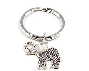 7c9be8057ca8de Elephant Keychain