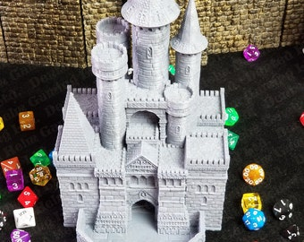Fates' End Vampire Dice Tower