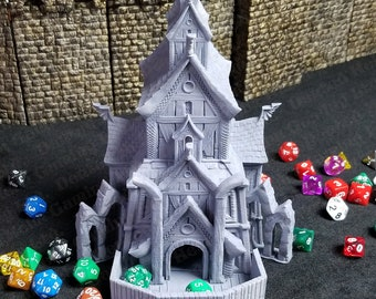 Fates' End Valkyrie Dice Tower