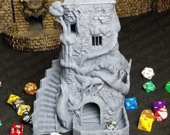 Fate's End Centaur Dice Tower