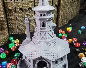 Fates' End Bard Dice Tower