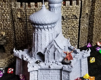 Fates' End Weis-Hickman Dice Tower