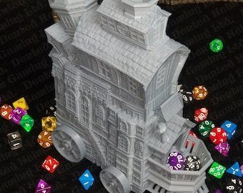 Fate's End Merchant Dice Tower