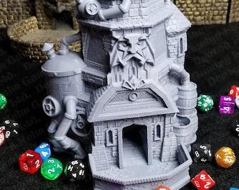 Fate's End Drunken Dwarf Brewery Dice Tower