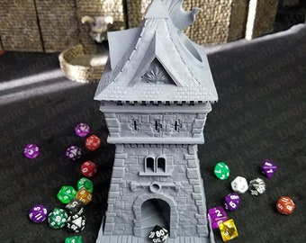 Fates' End Ranger Dice Tower