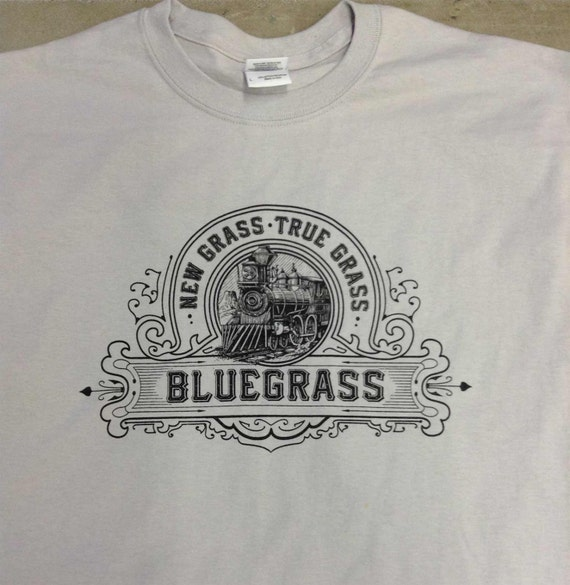 c0603776 New True Bluegrass T-shirt All Sizes 10 Color Choices | Etsy